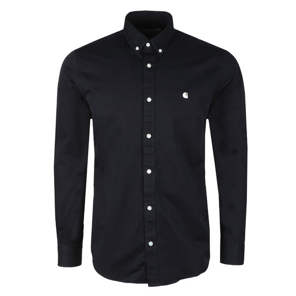 Carhartt Mens Blue Madison Shirt main image