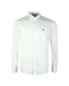 Carhartt Mens White Madison Shirt
