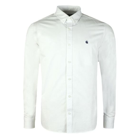 Carhartt Mens White Madison Shirt main image