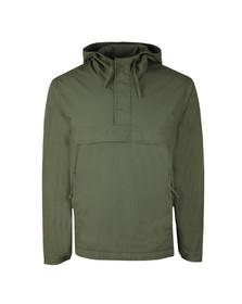 Carhartt Mens Green Vega Pullover Jacket