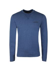 Napapijri Mens Blue Bodo Sweatshirt