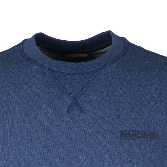 Napapijri Mens Blue Bodo Sweatshirt main image