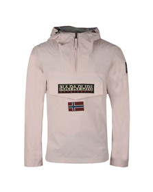 Napapijri Mens Pink Rainforest Summer Jacket