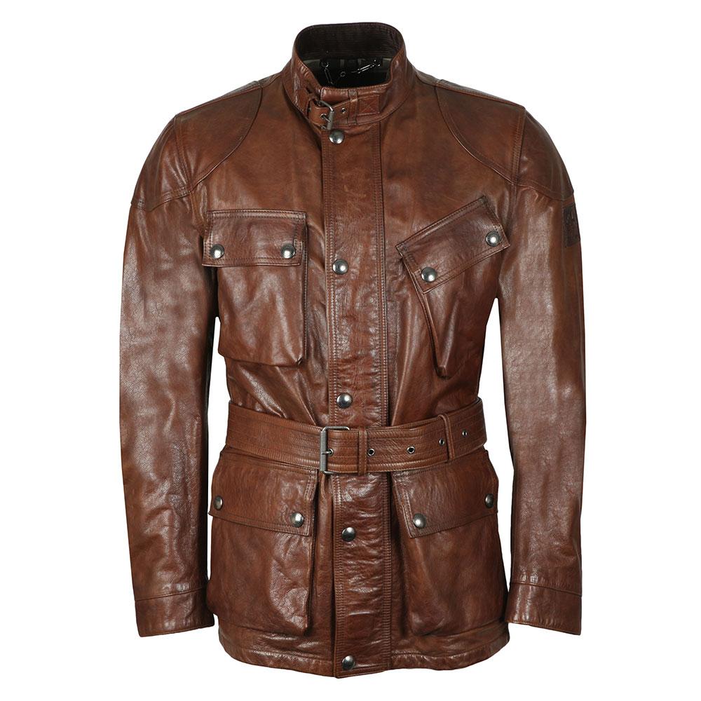 Panther 4 Pocket Leather Jacket main image