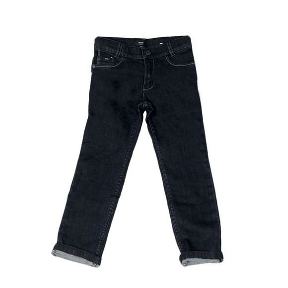 Boss Boys Blue Boys J24531 Slim Jean main image