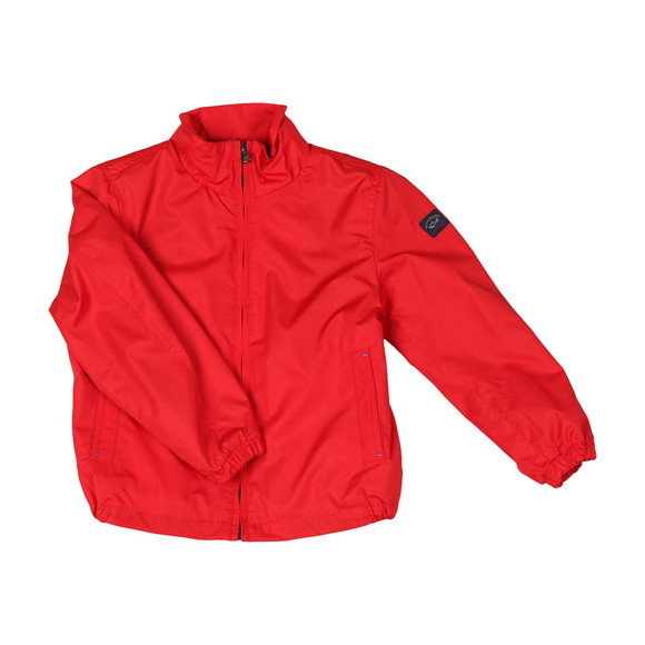 Paul & Shark Cadets Boys Red Lightweight Blouson main image