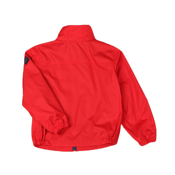 Paul & Shark Cadets Boys Red Lightweight Blouson