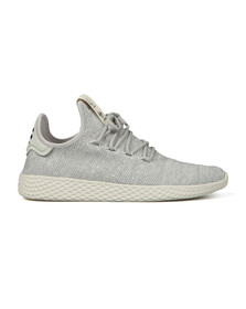 Adidas Originals Mens Grey PW Tennis HU Trainer