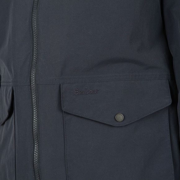 Barbour Lifestyle Mens Blue Dee Jacket main image