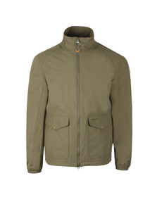 Barbour Lifestyle Mens Green Dee Jacket