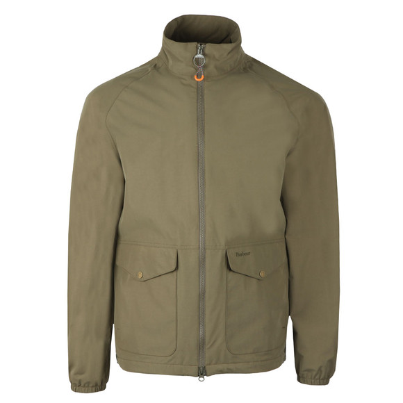 Barbour Lifestyle Mens Green Dee Jacket main image