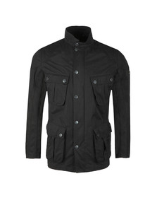 Barbour International Mens Blue Lockseam Casual Jacket