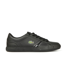 Lacoste Boys Black Boys Lerond 218 Trainer