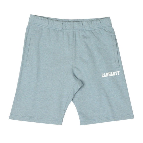 Carhartt Mens Blue College Sweat Short main image