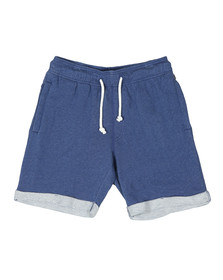 Napapijri Mens Blue Nyela Sweat Short