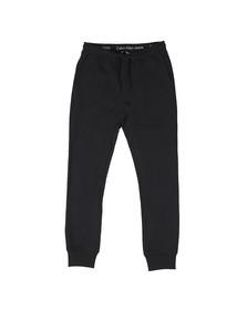 Calvin Klein Jeans Mens Black Horos 3 Slim Jogger