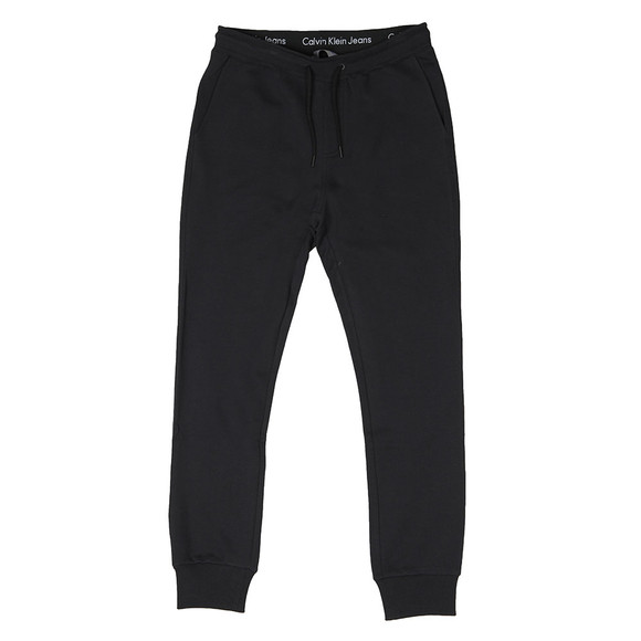 Calvin Klein Jeans Mens Black Horos 3 Slim Jogger main image