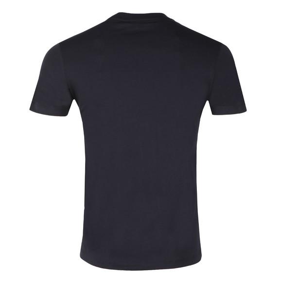Emporio Armani Mens Blue 3Z1T72 Logo T Shirt main image