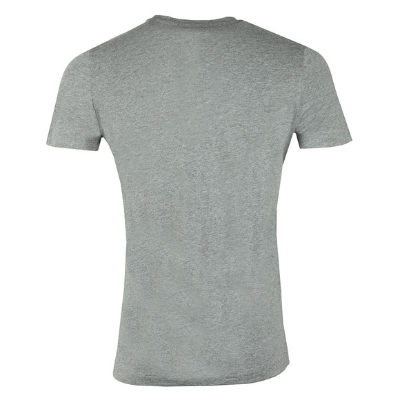 Calvin Klein Jeans Mens Grey S/S Typoko Tee main image