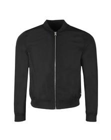Calvin Klein Mens Black Owrana Bomber Jacket