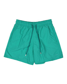 Vilebrequin Mens Green Water Reactive Sardine Swim Short