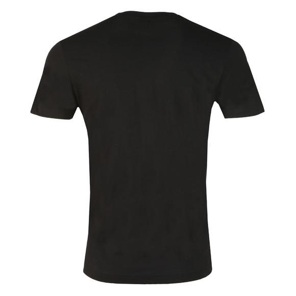 Alpha Industries Mens Black NASA Reflective T Shirt main image