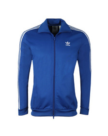 Adidas Originals Mens Blue Beckenbauer Track Jacket