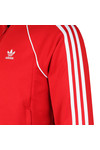Adidas Originals Mens Red SST Track Top