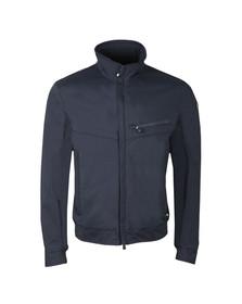 BOSS Green Mens Blue Jonardo Jacket
