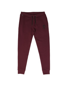 Gym king Mens Red Fleece Track Bottom