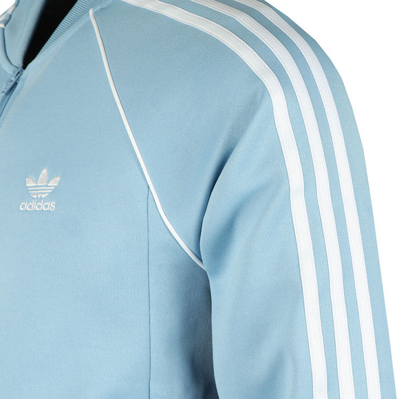 adidas Originals Mens Blue SST Track Top main image