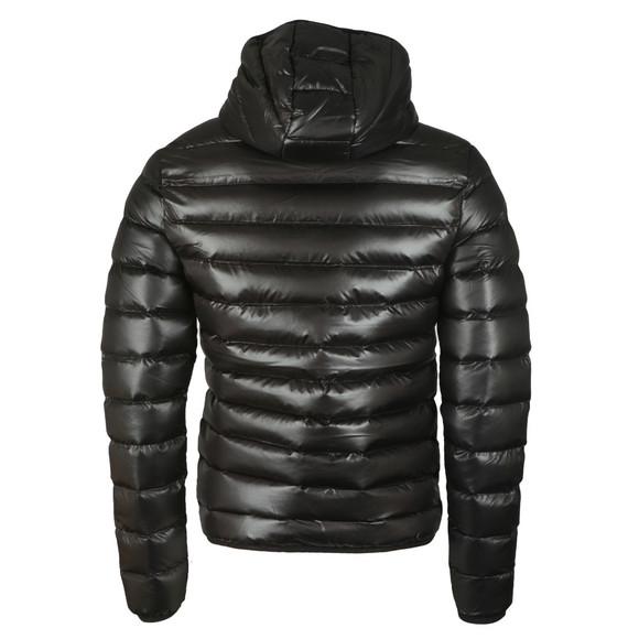 Gym King Mens Black Reign Hooded Jacket main image