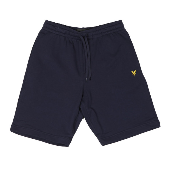 Lyle and Scott Mens Blue Sweat Short main image
