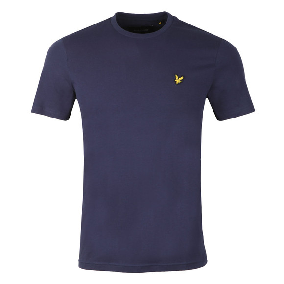 Lyle and Scott Mens Blue S/S T-Shirt main image