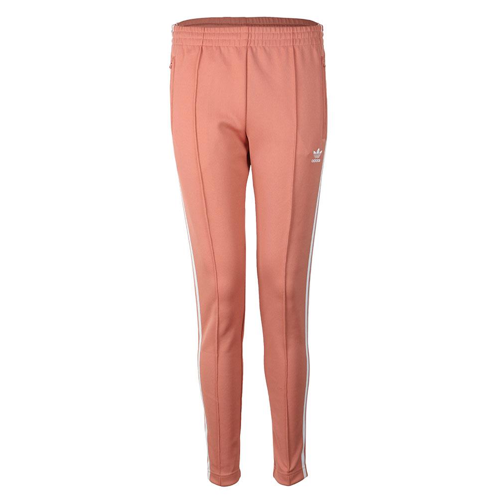 adidas Originals Womens Pink Superstar Track Pant 96b6935159