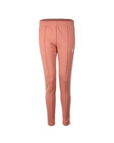 Adidas Originals Womens Ash Pink Superstar Track Pant