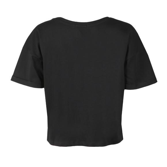 Calvin Klein Jeans Womens Black Teco-22 Tee main image