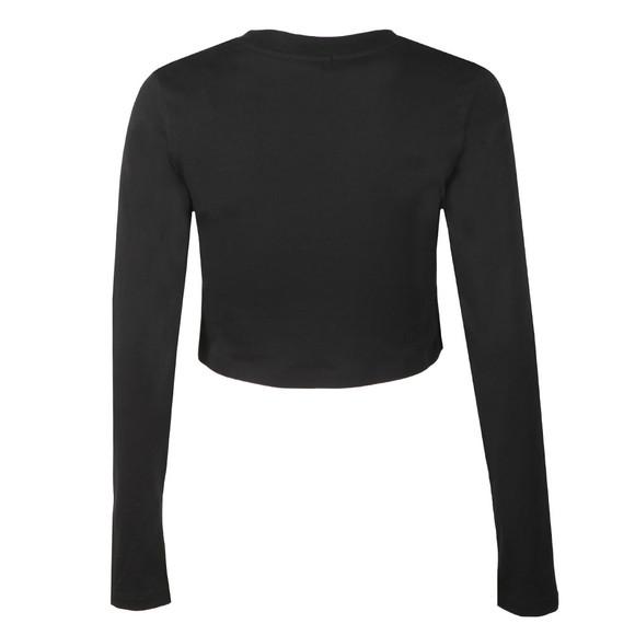 Calvin Klein Jeans Womens Black Tuz-4 Tee main image