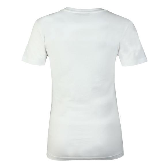 Calvin Klein Jeans Womens White Tanya-44 T Shirt main image