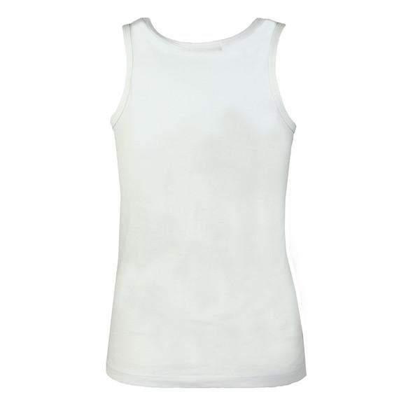 Calvin Klein Jeans Womens White Tex-1 Vest main image
