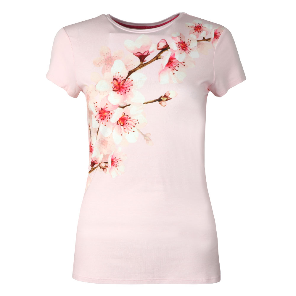 Bluuma Soft Blossom Fitted T Shirt main image