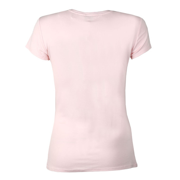 Ted Baker Womens Pink Bluuma Soft Blossom Fitted T Shirt main image