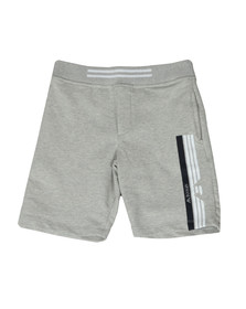 Armani Junior  Boys Grey 3Z4S02 Jersey Short