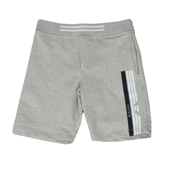 Armani Junior  Boys Grey 3Z4S02 Jersey Short main image