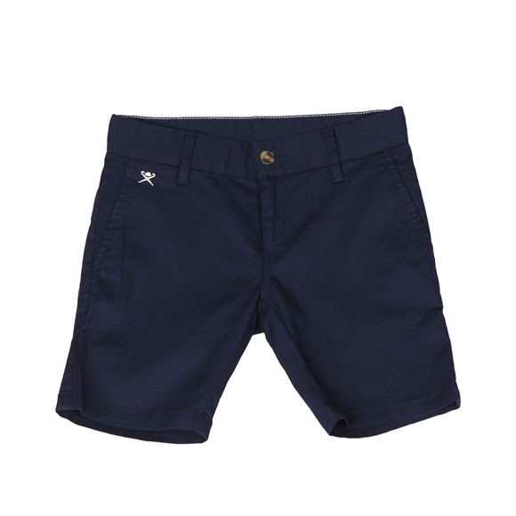 Hackett Boys Blue Boys Chino Short main image