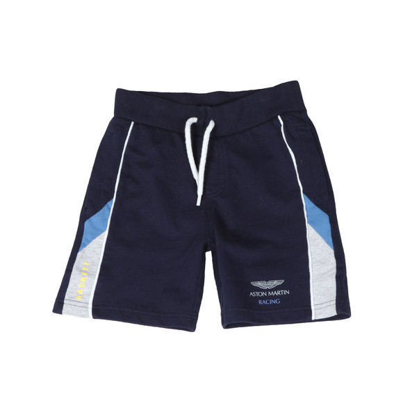 Hackett Boys Blue Boys AMR Jersey Short main image