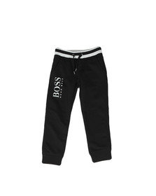 Boss Boys Black Boys J24543 Logo Jogger