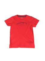 Boys Chest Print T Shirt