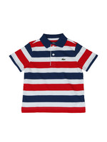 Tricolour Polo Shirt