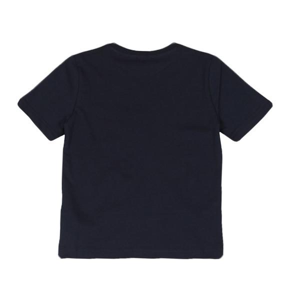 BOSS Bodywear Boys Blue Boys J25B87 Logo T Shirt main image